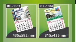 calendarios desgarrables mes a mes alicante